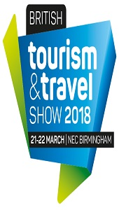 British Tourism & Travel Show 2018