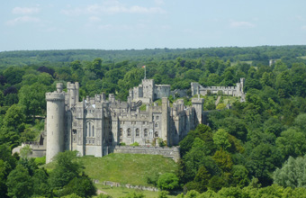 Arundel Castle Springs Open