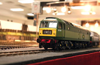 Great Electric Train Show on track for October 2015!