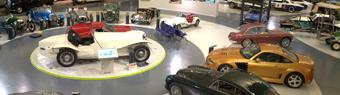 New look British Motor Museum is now open!