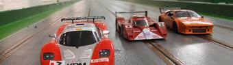 British Motor Museum hosts popular two day  'UK Slot Car Festival'