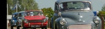 Classic cars gather for nostalgic Gaydon Spring Classic