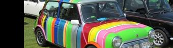 Over 500 Mini's & Metro's go on display at popular show!