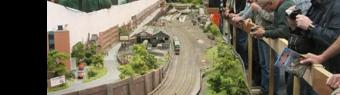 Popular model train show returns for its fifth year!