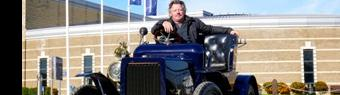 Charley Boorman to drive a 1904 car in this year's London to Brighton Veteran Car Run