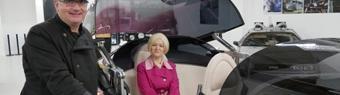 Enjoy 'Star Car' family fun this half term at the British Motor Museum!