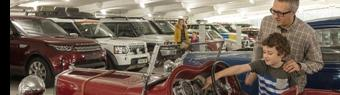 Celebrate Fathers Day at the British Motor Museum with plenty of gift ideas!
