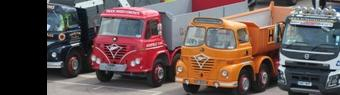 Step back in time at the 'Classic & Vintage Commercial Show' !
