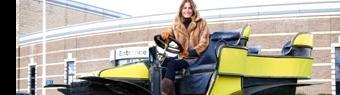 Global icon 'Yasmin Le Bon' to drive 1901 British Motor Museum car in Veteran Car Run