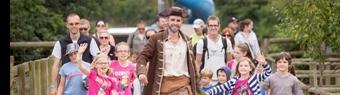 Pirate Adventures return to Hatton this half term!