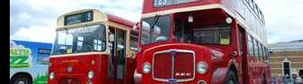 All aboard for Classic & Modern Bus Festival!