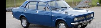 1971 Morris Marina donated to the British Motor Museum