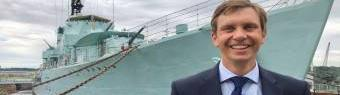 Chatham Historic Dockyard Trust Appoints New Chief Executive
