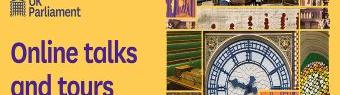 UK Parliament offers Free online talks and tours