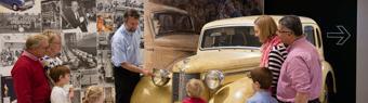 New look British Motor Museum opens this half term!