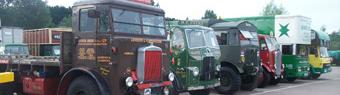 Relive the past at nostalgic  'Classic & Vintage Commercial Show'