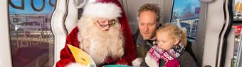 London hotel helps to spread some festive cheer to Heathrow passengers